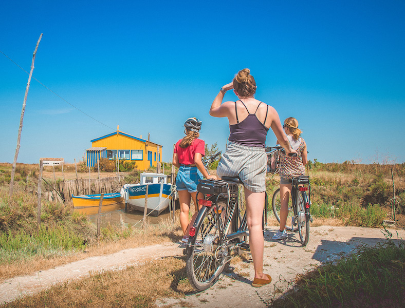 location velo chateau oleron
